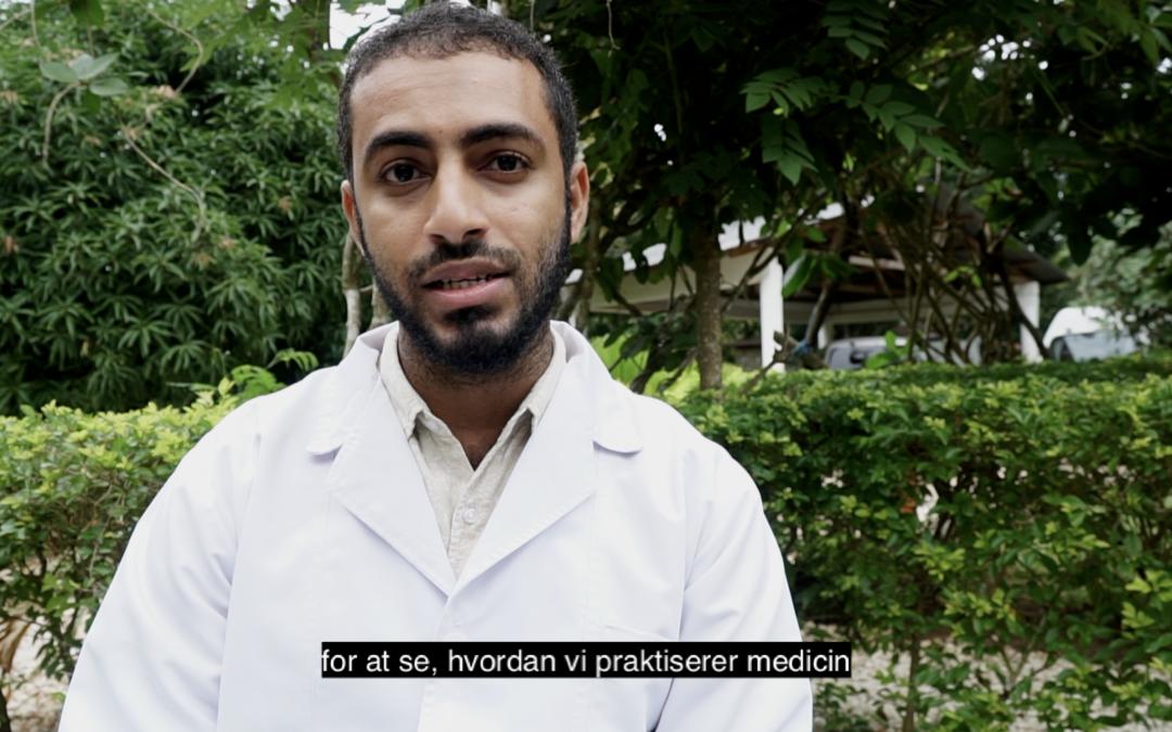 Mød en Try Medics mentor