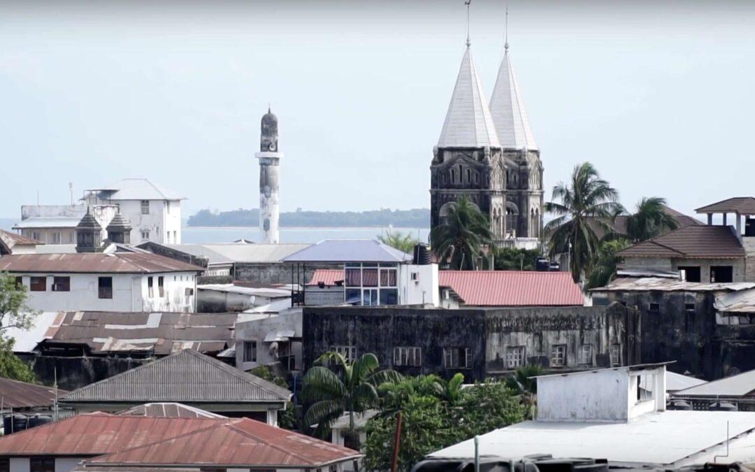 Stone Town – Praktik byen under Try Medics opholdet på Zanzibar